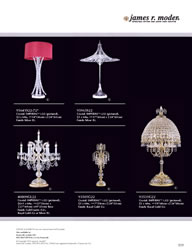 Collection Table & Floor Lamps