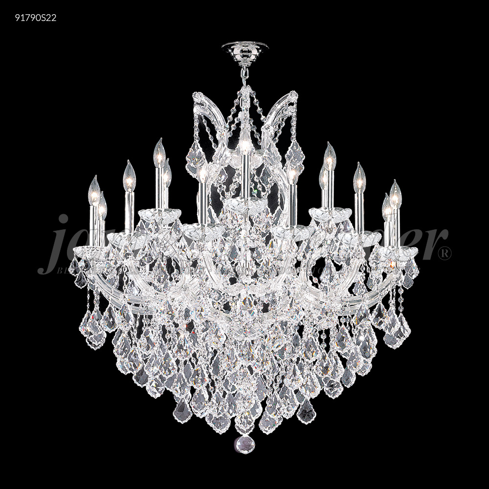 James r moder 91790s22 click picture to enlarge maria theresa grand collection crystal chandelier arubaitofo Choice Image