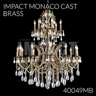 40049MB : Monaco Cast Brass Collection