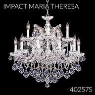 40257S : Crystal Chandelier