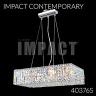 40376S : Crystal Chandelier