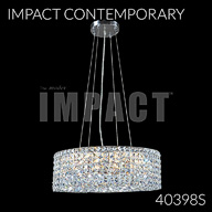 40398S : Crystal Chandelier