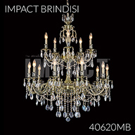 40620MB : Crystal Chandelier
