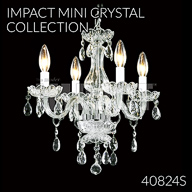 Mini Crystal Chandelier Collection