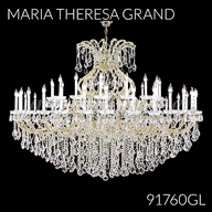 91760GL : Maria Theresa Grand Collection