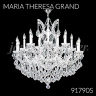 91790S : Crystal Chandelier