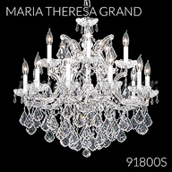 91800S : Crystal Chandelier