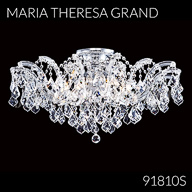 91810S : Crystal Chandelier