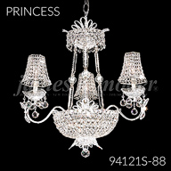 94121S : Crystal Chandelier