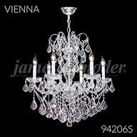 94206S : Crystal Chandelier