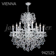 94212S : Crystal Chandelier