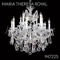 94722S : Crystal Chandelier