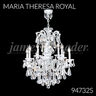 94732S : Crystal Chandelier