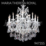 94735S : Crystal Chandelier