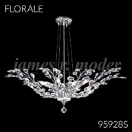 95928S : Crystal Chandelier