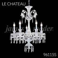 96115S : Crystal Chandelier