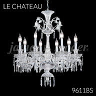 96118S : Crystal Chandelier