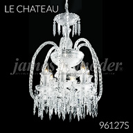 96127S : Crystal Chandelier