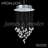 96155S : Crystal Chandelier