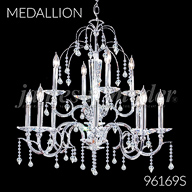 96169S : Medallion Collection