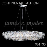 96173S : Crystal Chandelier