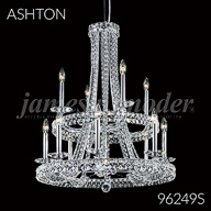 96249S : Crystal Chandelier