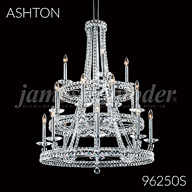 96250S : Large Entry Crystal Chandelier