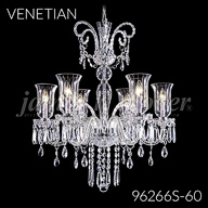 96266S : Crystal Chandelier