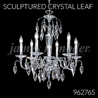 96276S : Sculptured Crystal Leaf Collection