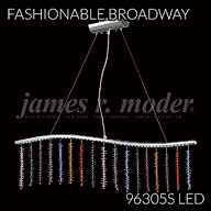 96305S : Fashionable Broadway Collection