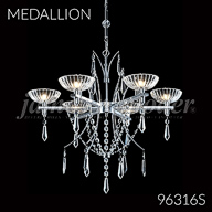 96316S : Crystal Chandelier